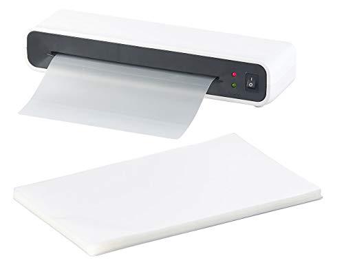 General Office Laminierer: Laminiergerät für Formate bis DIN A4, inklusive 40 Folien (A4) (Laminator)
