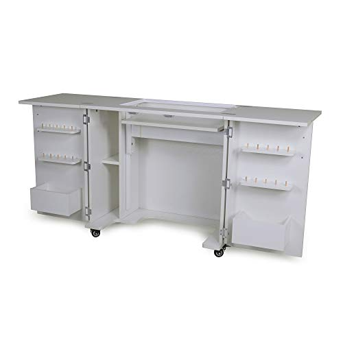 Kangaroo Bandicoot Sewing and Quilting Cabinet with Lift