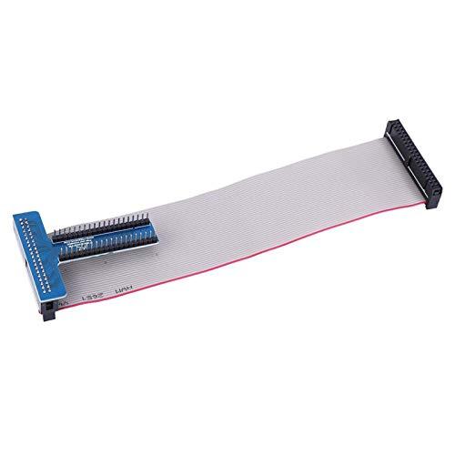 Adaptador Tipo T Placa de expansión Adaptador GPIO Accesorios electrónicos para Raspberry Pi 2B / 3B / 3B +