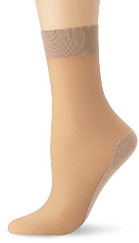 ELBEO Damen 902630 Socken, 20 DEN, Beige (Sissi 3250), 39/42