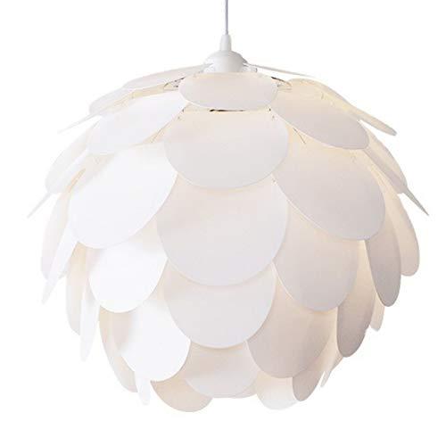 DALADA Pantalla de puzzle para lámpara de techo de 1 m y casquillo E27, tamaño 40 cm, para lámpara de casa, montaje de pantalla