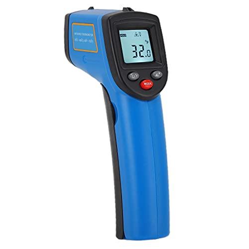 Termómetro Infrarrojo GM321 Pistola De Temperatura Sin Contacto Con Pantalla Digital LCD, Probador De Temperatura Industrial Para Temperatura De Alimentos
