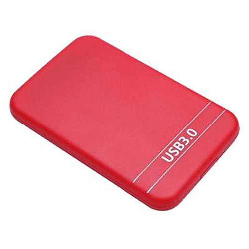 TOOSD 2.5' 500GB-2TB Portable External Hard Drive, Slim USB3.0 HDD Storage for PC, Mac, Desktop, Laptop, Macbook,500G