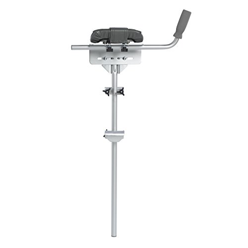 Drive Medical 10105-1 Platform Walker/Crutch Attachment, Silver