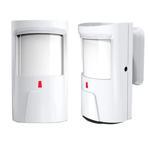 Safe2Home® hochwertiger Bewegungsmelder für Funk Alarmanlage Safe2Home Serie SP110 / SP210 - GSM Alarmsytem