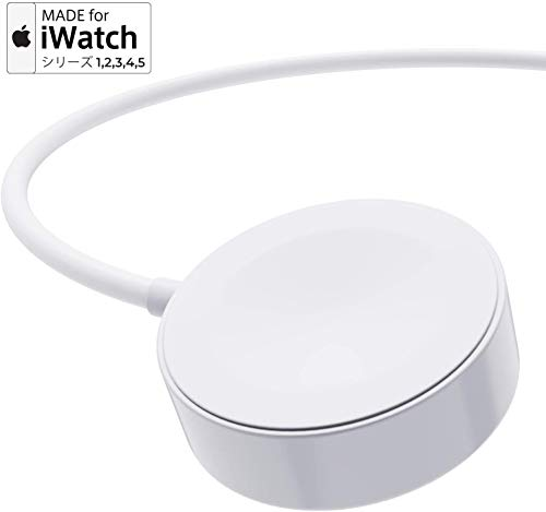 Apple Watch 充電ケーブル Apple Watch充電 Series 1/ 2/3/4/5 に対応 磁気充電タイプ
