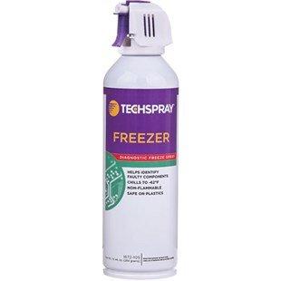 Techspray 1672-10S Freeze Spray Nonflammable 10 oz