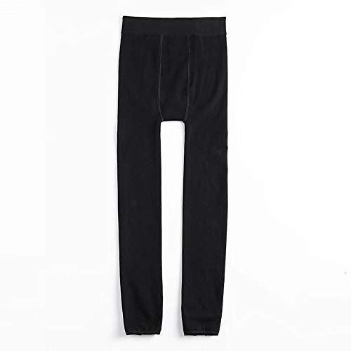 Leggings más Cachemir Leggings para Mujer Cálidos Y De Terciopelo Otoño E Invierno Pantalones De Color Sólido De Gran Tamaño De Cintura Alta Leggings Femeninos De Gran Ta