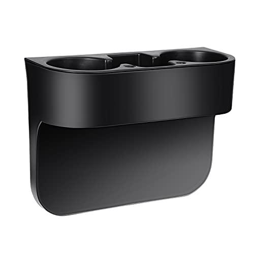QEUhang Auto Getränkehalter Ablagefach Stauraum Dosenhalter Becherhalter Kaffeehalter Cup Holder Universal