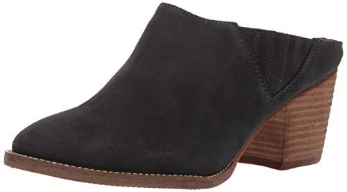 Blondo Women's Norwich Shoe, Dark Grey Suede, 8.0 Medium US