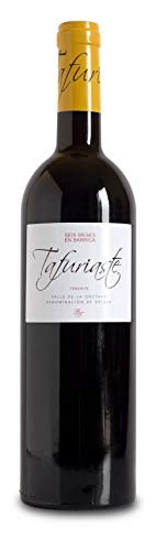 Vino TAFURIASTE Tinto Barrica 75 cl. Producto Islas Canarias