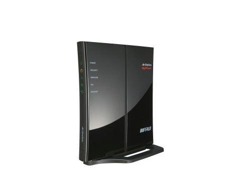 Buffalo AirStation N-Technology HighPower 150Mbps, ADSL Modem Router