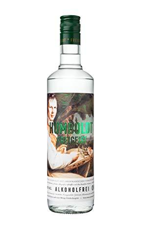 Humboldt Freigeist Alkoholfrei (1 x 0,7 l) – Die alkoholfreie Gin-Alternative aus Wacholder und aromatischen Botanicals