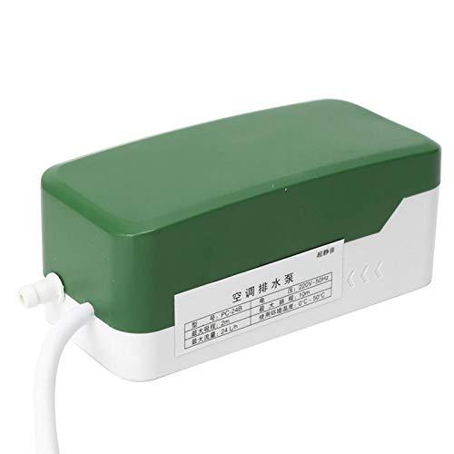 Nannigr Pompa Automatica della condensa, Pompa Automatica per la rimozione della condensa Installazione Semplice e Rapida Piccolo Rumore Durante Il Funzionamento per soffitto e canalizzazione