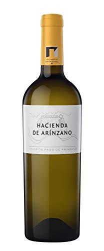 Hacienda Arínzano Blanco - Vino Blanco - Denominación de Origen Vino de Pago - 75cl