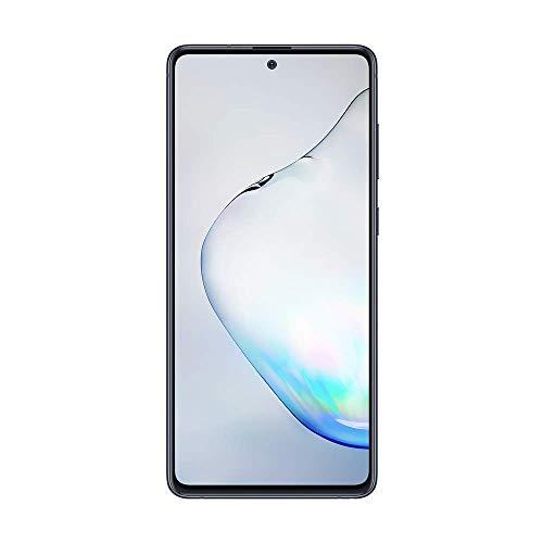 Samsung Note 10 lite 4G 128Go Noir + BON D'ACHAT AMAZON - Smartphone Portable débloqué - Compatible Réseau Français - Ecran: 6,7 pouces - Double Nano SIM - Android