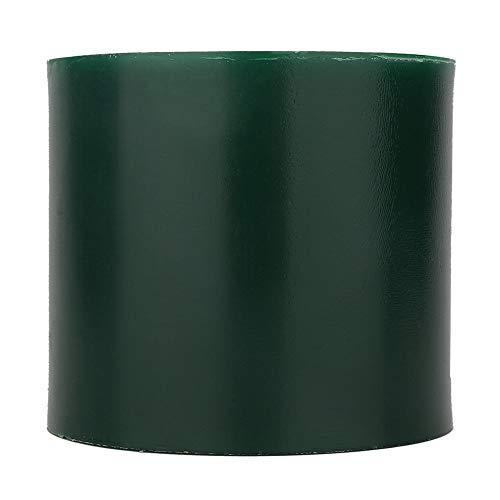 Green Carving Wax, sieraden armband wax Casting tube gat armbanden cirkel vorm ring tube mould sieraden maken graveren gereedschap accessoires L rond.