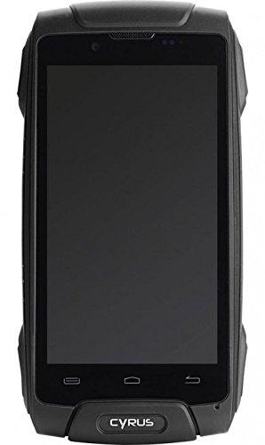 flat.design Handy Hülle Porto für Cyrus CS 30 personalisierbare Handytasche Filz Tasche Name Wunschtext Case fair