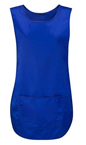 Mirabella Health & Beauty Unisex Überwurfschürze Chasuble Hygea Königsblau M