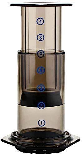 BJLWTQ Máquina portátil de café - Máquina Manual del café es Adecuado for Viajes de Campamento y de Oficina
