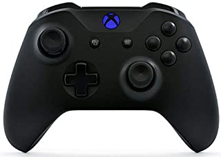 Black Out Xbox One S/X Rapid Fire Custom Modded Controller 40 Mods for All Major Shooter Games