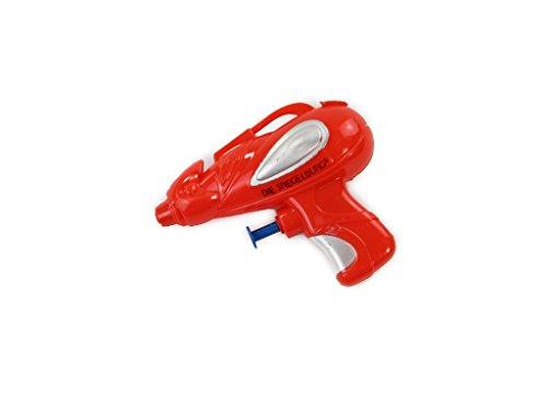 Pistolet à eau rouge Super neo