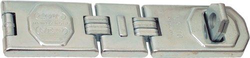 ABUS 110/195 Hardened Steel Concealed Hinge Pin Hasp (7-3/4')