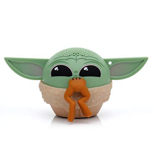 Bitty Boomers Star Wars: The Mandalorian - Grogu with Snack - Mini Bluetooth Speaker