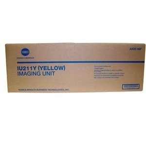 Original–Imaging unit, Yellow para uso en Minolta Bizhub C203, 253(40.000páginas)