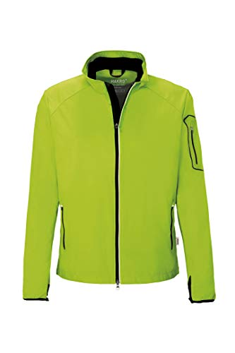 Hakro Light-Softshell-Jacke Brantford, HK856-kiwi, 6XL