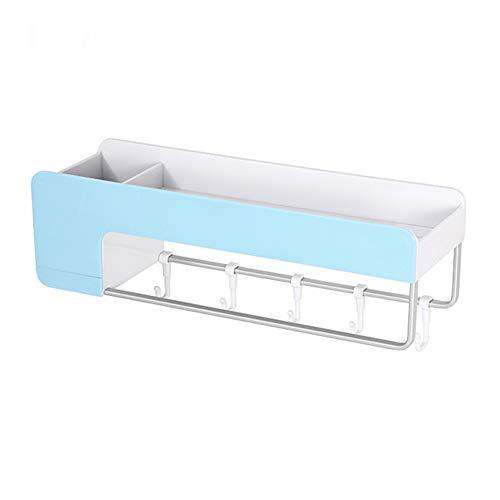 CLX Van Opslag Organizer Om Planken Voor Badkamer Plank magnetische Douche Voor Een Muur Boekenplank mand Keuken Met Handdoek
