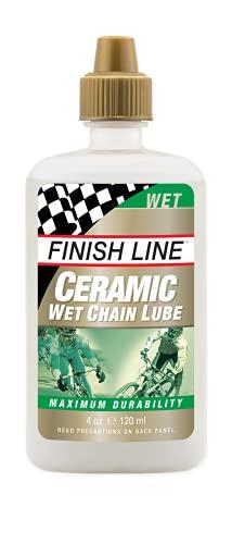 Finish Line Ceramico Umido Lubrificante, Multicolore, 120 ml