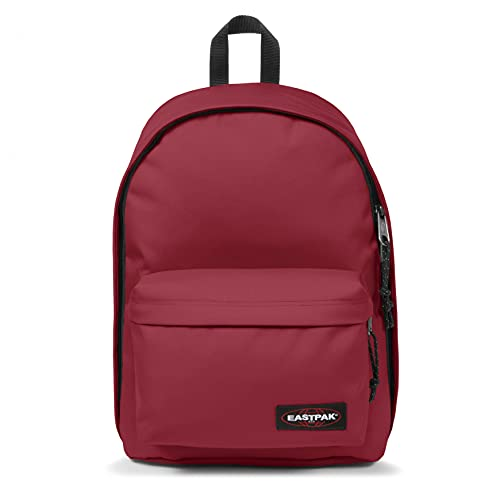Eastpak Out Of Office Zaino, 44 cm, 27 L, Rosso (Deep Burgundy)