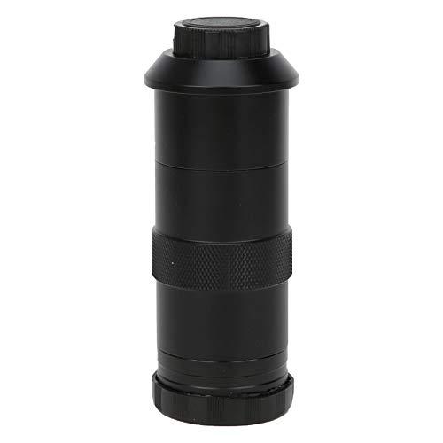 Bediffer Mikroskop-Kameraobjektiv 48mp + 100X Kameraobjektiv 180X C Installationsobjektiv zum Schweißen(Transl)
