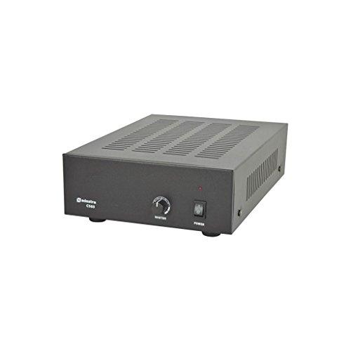 Compacte slave versterker (100 V, 60 W)