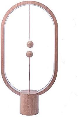 HoEOQeT Lámpara de Escritorio, lámpara de Mesa LED Regulable con ...
