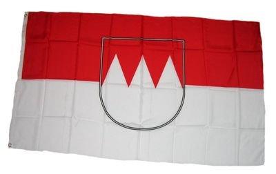 Fahne / Flagge Franken NEU 60 x 90 cm Fahnen Flaggen