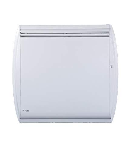 TRESCO 21210 elektrische radiator met traagheid, grijs