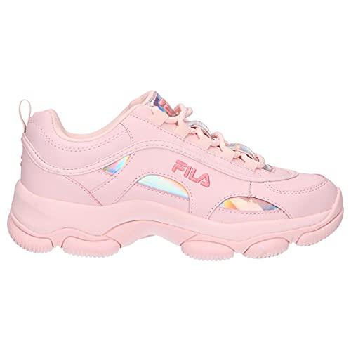 FILA Strada Dreamster wmn zapatilla Mujer, rosa (Peach Blush/Iridescent), 36 EU