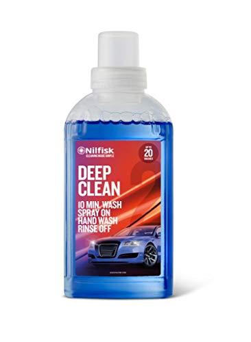 Nilfisk Deep Clean Detergente líquido para Coche, para Uso con hidrolimpiadora (500 ml)