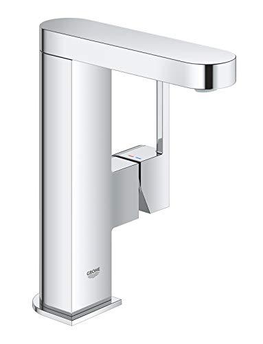 GROHE Plus | Badarmatur- Einhand-Waschtischbatterie | Glatter Körper | chrom | 23872003