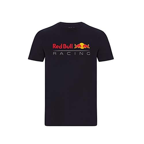 Red Bull Racing F1 - Maglietta da uomo con logo - blu - L