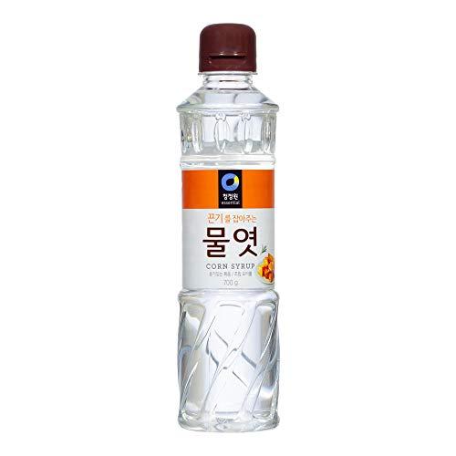 Chung Jung One Jarabe De Sal De Maíz 1 Paquete De 700 Gramos / Calidad Premium De Corea Del Sur / Sabor Auténtico 14000 g