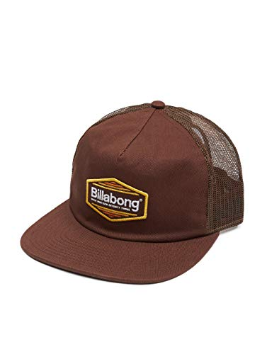 BILLABONG Breakdown - Gorra para hombre, color marrón