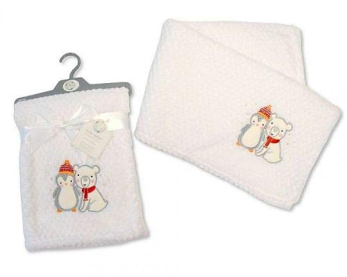Baby Wrap ' Christmas Friends'