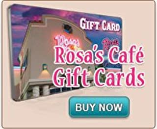 Rosa's Cafe & Tortilla Factory Gift Card