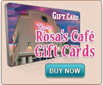 Rosa's Cafe & Tortilla Factory Gift Card ($50) 50 Off Gift Certificates