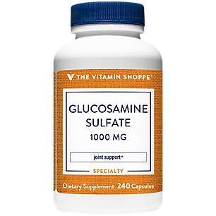 1000 mg glucosamine - 5