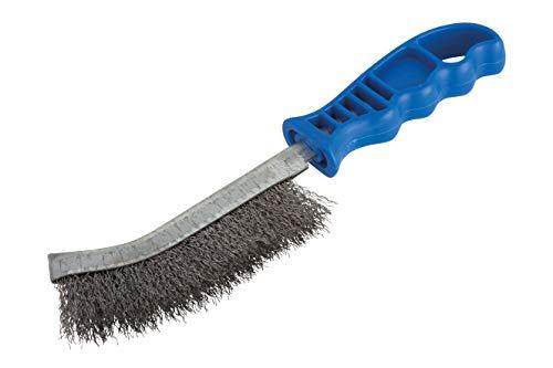 Wolfcraft 2715000 2715000-1 Cepillo metálico de Mano, Acero