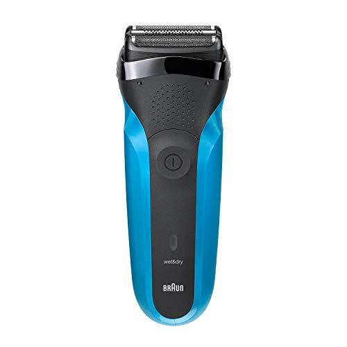 Braun Electric Razor for Men, Series 3 310s Electric Foil Shaver, Rechargeable, Wet & Dry